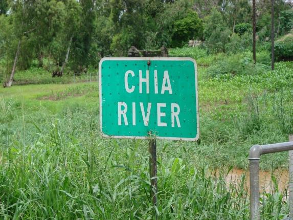Chia River......