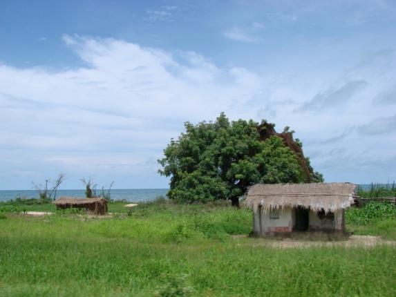 Typisch Malawi, auf dem Weg nach Nkhata Bay.