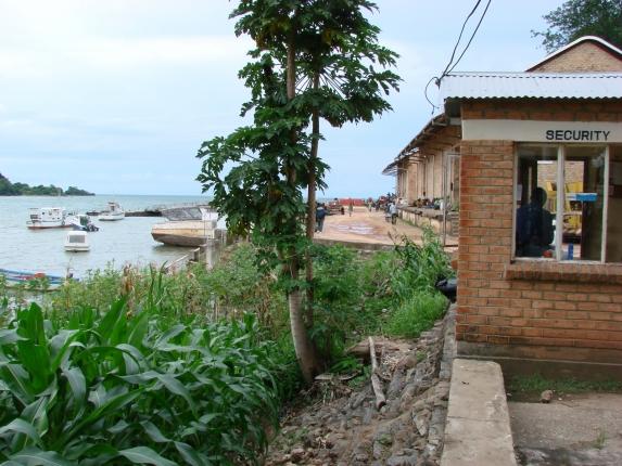 Hafen Nkhata Bay.