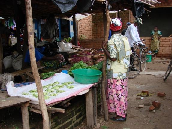Markt in Nkhata Bay.
