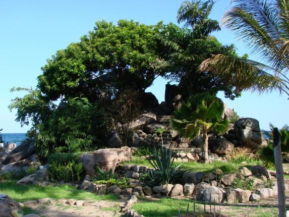 Paradies Chizumulu Island.