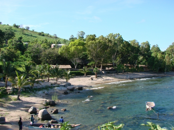 Wunderschön, Chizumulu Island.