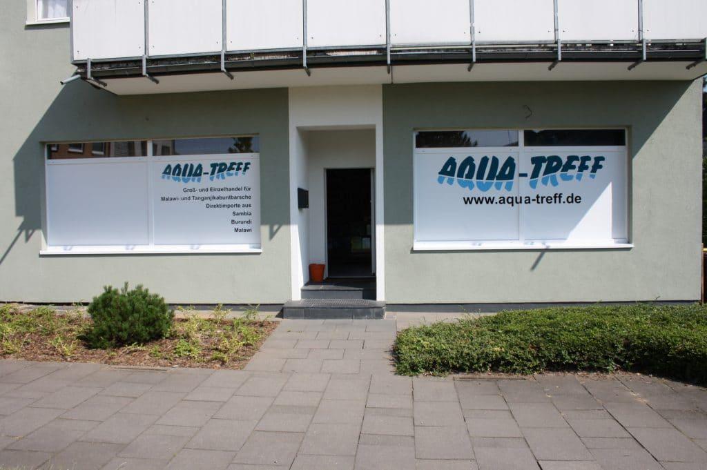 Aqua-Treff von außen 001